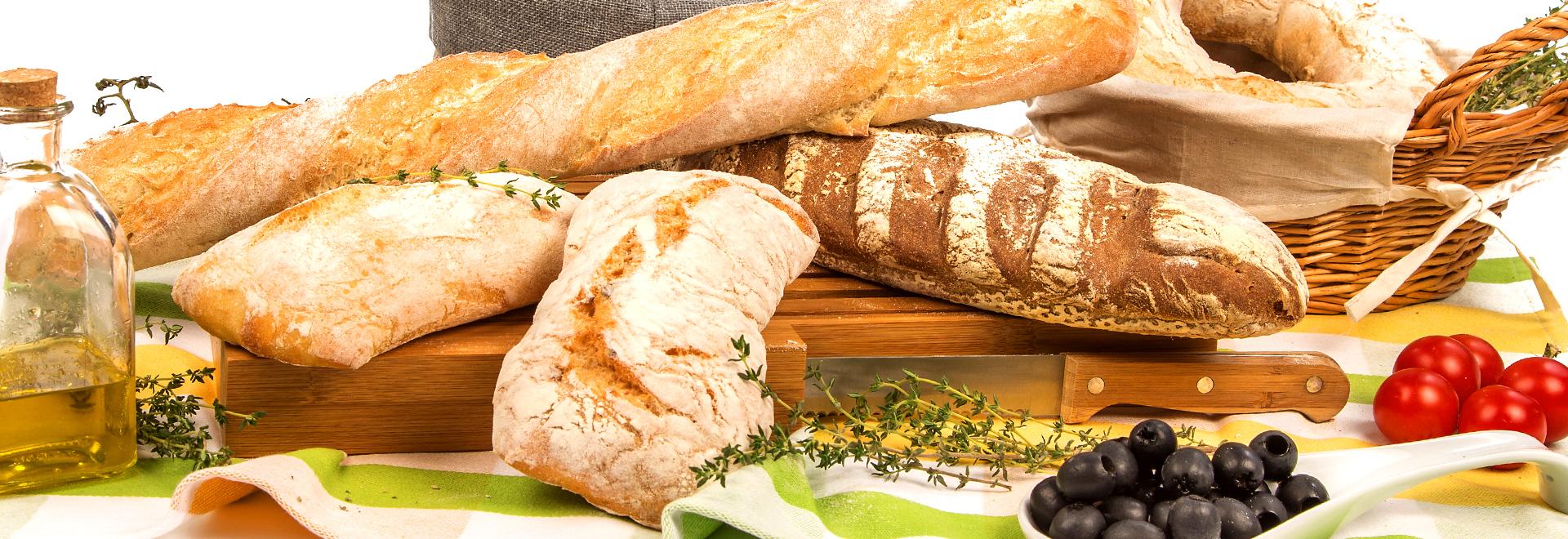 Изкушаващо разнообразие*и истински вкус на хляб